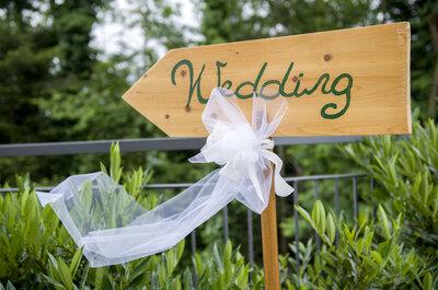 Zelf je bruiloft regelen, met advies en tips van een weddingplanner!