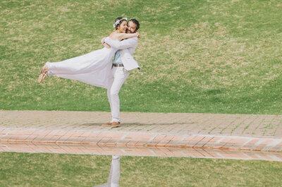 5 cosas locas que no debes hacer la semana antes de tu boda