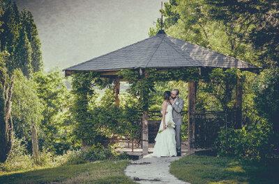 Como organizar um casamento no jardim: 9 dicas básicas e imprescindíveis!