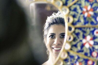 10 Gebote für das Make-up am Hochzeitstag