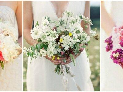 I bouquet da sposa più belli: il giusto tocco floreale per il tuo grande giorno