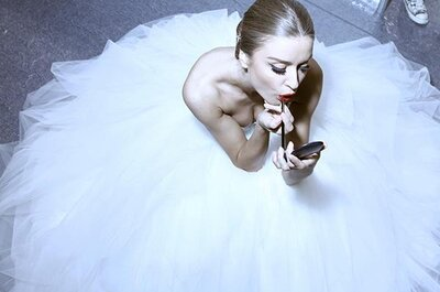 6 estilos de tu maquillaje de novia 2013