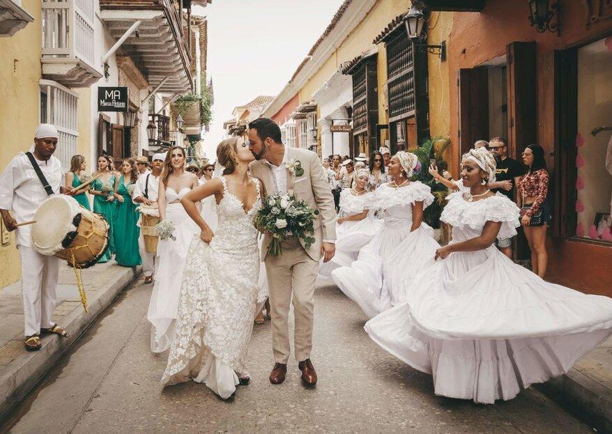 Los cinco géneros musicales que más le convienen a tu boda