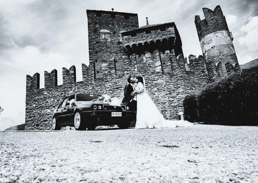 10 aspetti che dovrai tenere a mente per organizzare le nozze che hai sempre sognato...