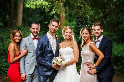 8 Profi-Tipps für das perfekte Gruppenfoto