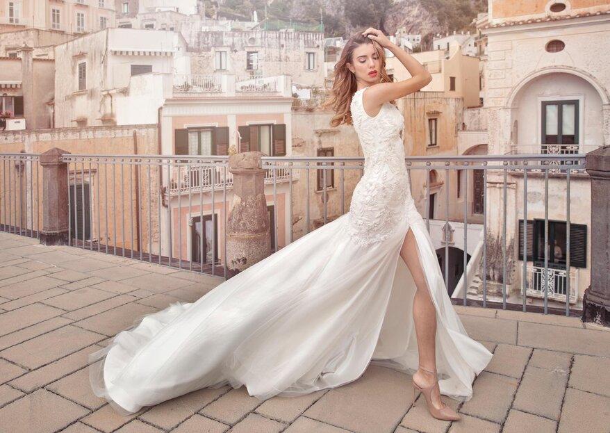 La Maison de Couture FERICCI conjugue de la plus belle des façons féminité, sensualité et volupté