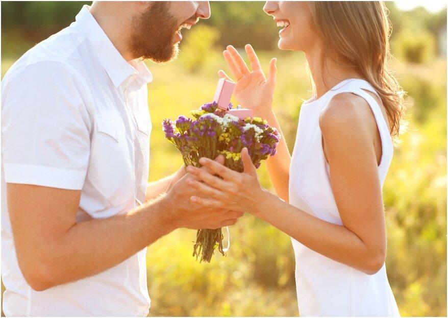 Verloofd! Wat nu? Alle tips en informatie over de verloving