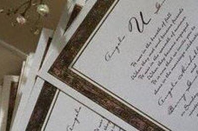 Testi originali per gli inviti del matrimonio: via libera al divertimento!
