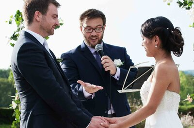 7 hilfreiche Tipps, um eine inspirierende Hochzeitsrede zu schreiben!