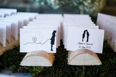 5 choses qui doivent absolument se trouver sur vos invitations de mariage !