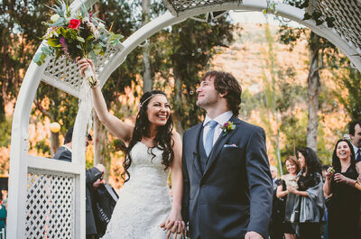 ¿Qué diferencias existen entre un matrimonio a los 20, a los 30 y a los 40?