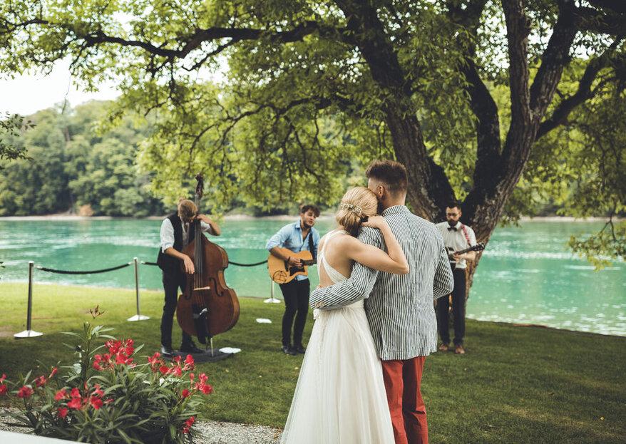 Made for entertainment. Unglaublich gute Events – Hochzeitsplanung mit Leidenschaft