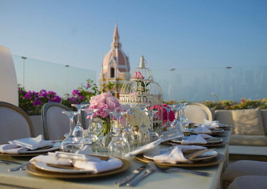 Gladys Novias y Eventos, te recomienda tratar estos temas con tu wedding planner en Cartagena