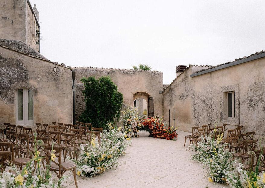 Wedding Sicily: quando il matrimonio è un evento d'autore!
