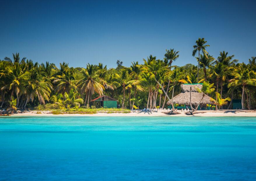 Luna de miel en la República Dominicana: ¡el país que lo tiene todo para disfrutar!