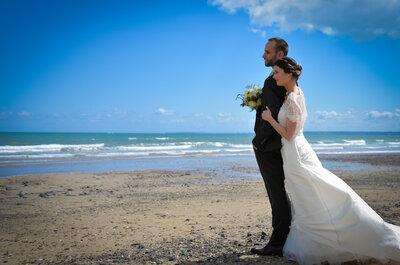 Le mariage enchanteur de Tiphaine et Jean-François au coeur de la Bretagne authentique