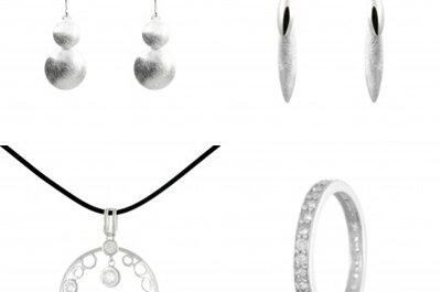 Joyas para novias: Casarse en plata