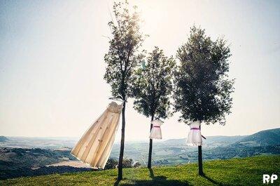 Come scegliere l'abito da sposa in base alla tua silhouette: i consigli per non sbagliare