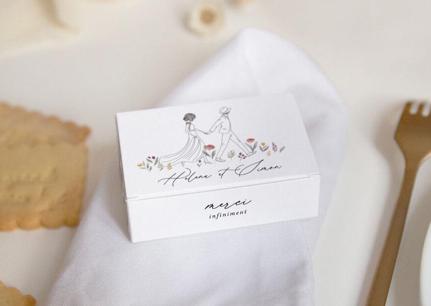 Tout ce que vous pouvez offrir à vos invités pour faire leur bonheur le jour de votre mariage