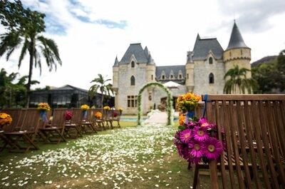 8 lugares para se casar na região serrana do Rio com elegância e romantismo