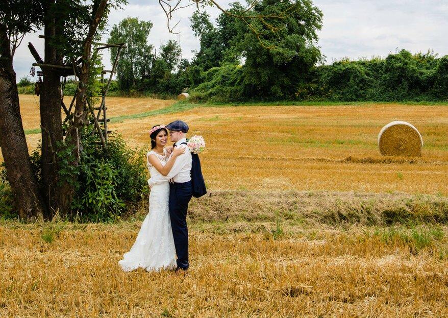 5 herausragende Hochzeitsfotografen aus Stuttgart: Hochzeitsbilder der Extraklasse