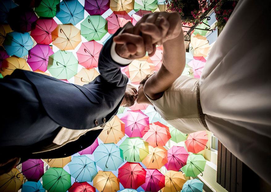 DOIS® fotografia: a história do seu casamento contada a cada instante, sem poses e com muita paixão