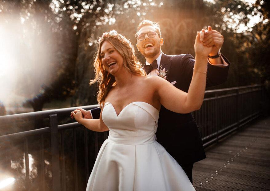 Natürlich-authentisch Hochzeit feiern – diese Dienstleister unterstützen euch dabei