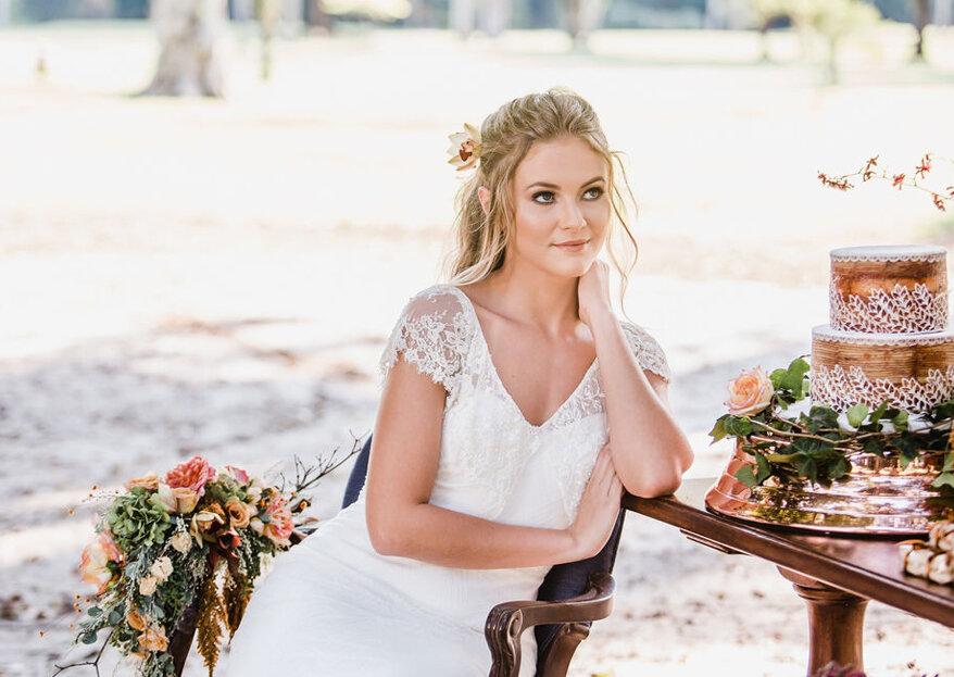 As melhores ideias para as noivas de espírito livre: diferentes cenários para um casamento BOHO!