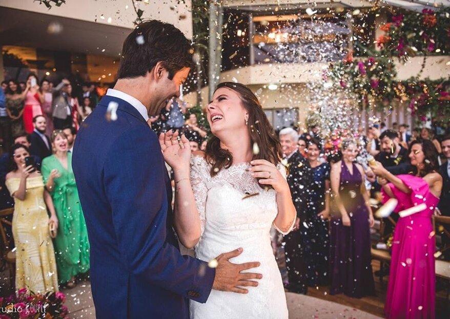 5 razões para contratar um wedding planner