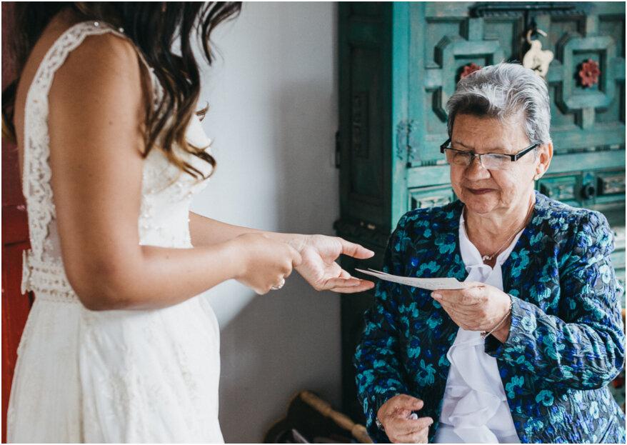 Lo que una madre le dirá a su hija el día de la boda