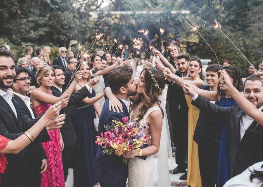 Elementos que não podem faltar em um casamento boho chic: anote!