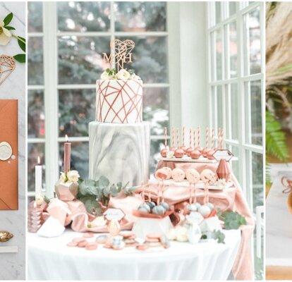 Los mejores detalles geom tricos para decorar tu boda te - Los detalles de tu boda ...
