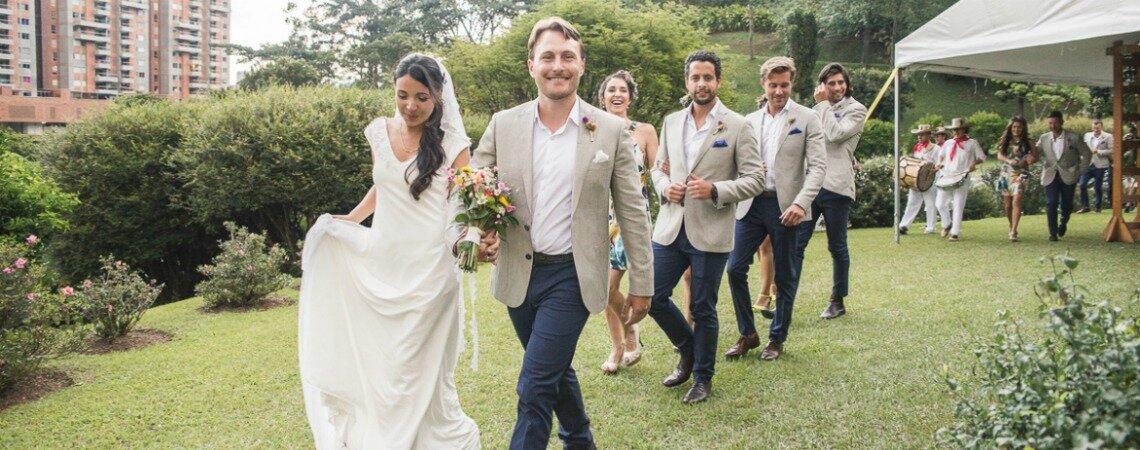 La corte de honor del novio... ¿de qué trata y cómo debe vestirse en tu boda?