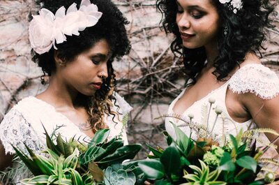 Editorial {O ensaio das flores}: um projeto único, delicado e inspirador!