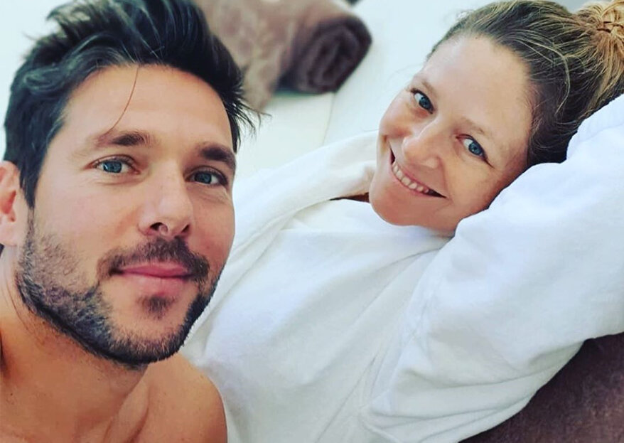 Paula Lobo Antunes e Jorge Corrula já são pais pela segunda vez. Espreite a foto da bebé!