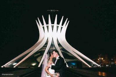 Luxo de Festa em Brasília: evento imperdível para noivos antenados!