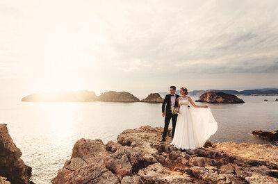 Hochzeitsinspiration auf Mallorca: Moderne Romantik auf der Sonneninsel