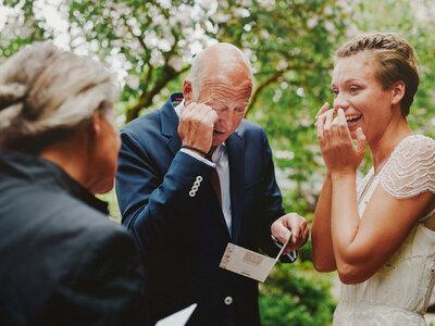 El papá de la novia: Un homenaje al primer hombre que te amó ¡por completo!