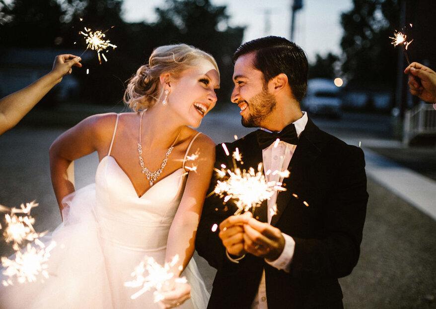 5 tendencias que están 'in' y 5 'out' en las bodas de 2020