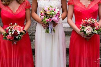 Les plus jolies tendances d'art floral pour votre mariage en 2016