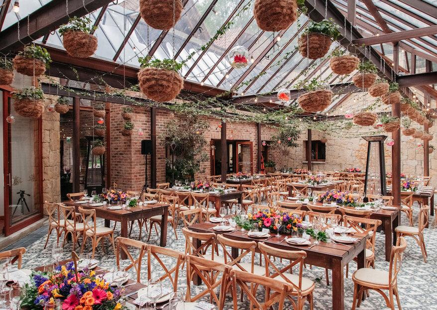 De los creadores de Andrés Carne de Res llega el lugar ideal para celebrar tu matrimonio: ¡descubre Casa Andrés!