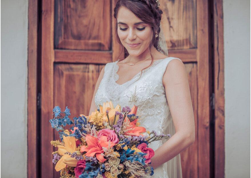 Cómo elegir tu ramo de novia: ¡5 consejos que no querrás perderte!
