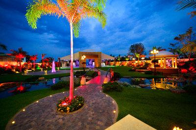 10 motivos por las cuales desearás tener tu boda en el Jardín de Eventos Amarello ¡te sorprenderás!