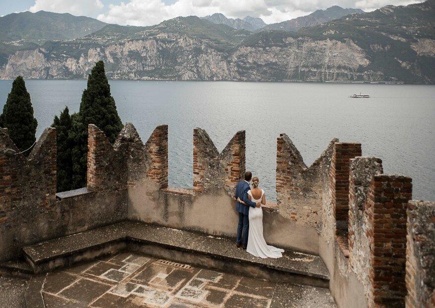 Lisa Bolognani realizzerà per le vostre nozze, veri e propri scatti d'autore, immortalando istanti preziosi per sempre!