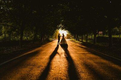 Priscilla y André, ¡una boda de viajes, fotografías e infinito amor!