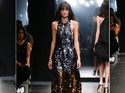 Vera Wang's Spring Summer ready to wear collection 2016 New York Fashion Week Catwalk