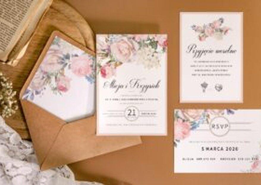 Personalizacja zaproszeń ślubnych – ręczna, czy drukowana?