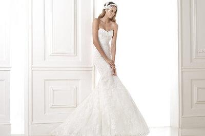 Ecco i 50 abiti da sposa più glamour per il 2015