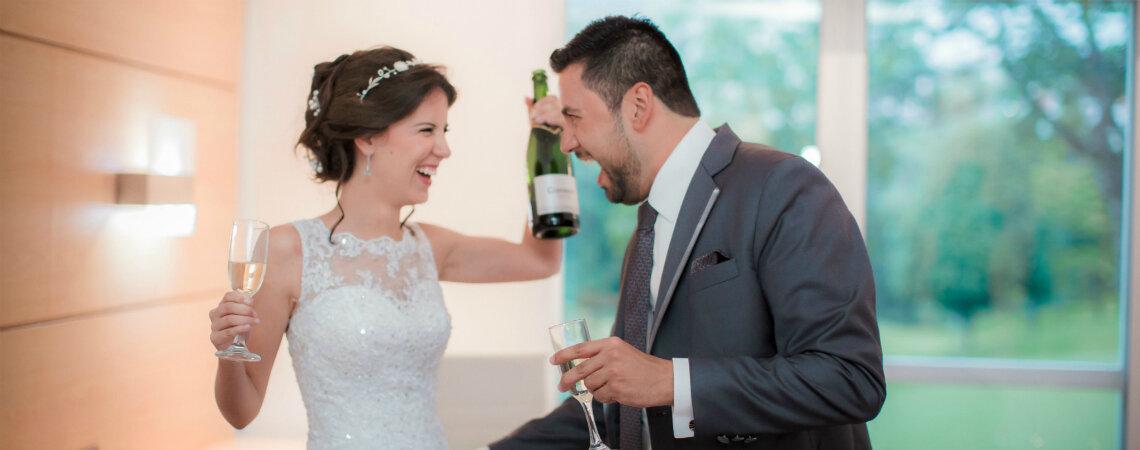 Cómo sorprender a tu novio el día de la boda: ¡Te damos increíbles ideas!