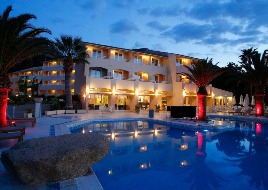 Hôtel Corsica : laissez-vous aller, le temps d'un week-end, à la douceur de la vie corse